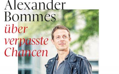 Alexander Bommes über verpasste Chancen
