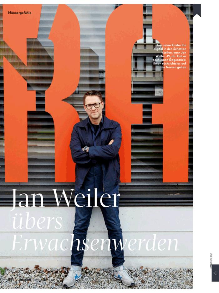 Jan Weiler übers Erwachenwerden