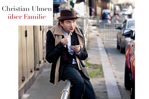 Christian Ulmen über Familie