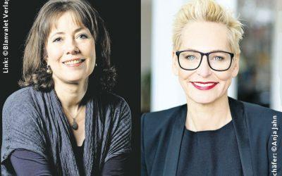 Trauerland Lesung mit Bärbel Schäfer und Charlotte Link