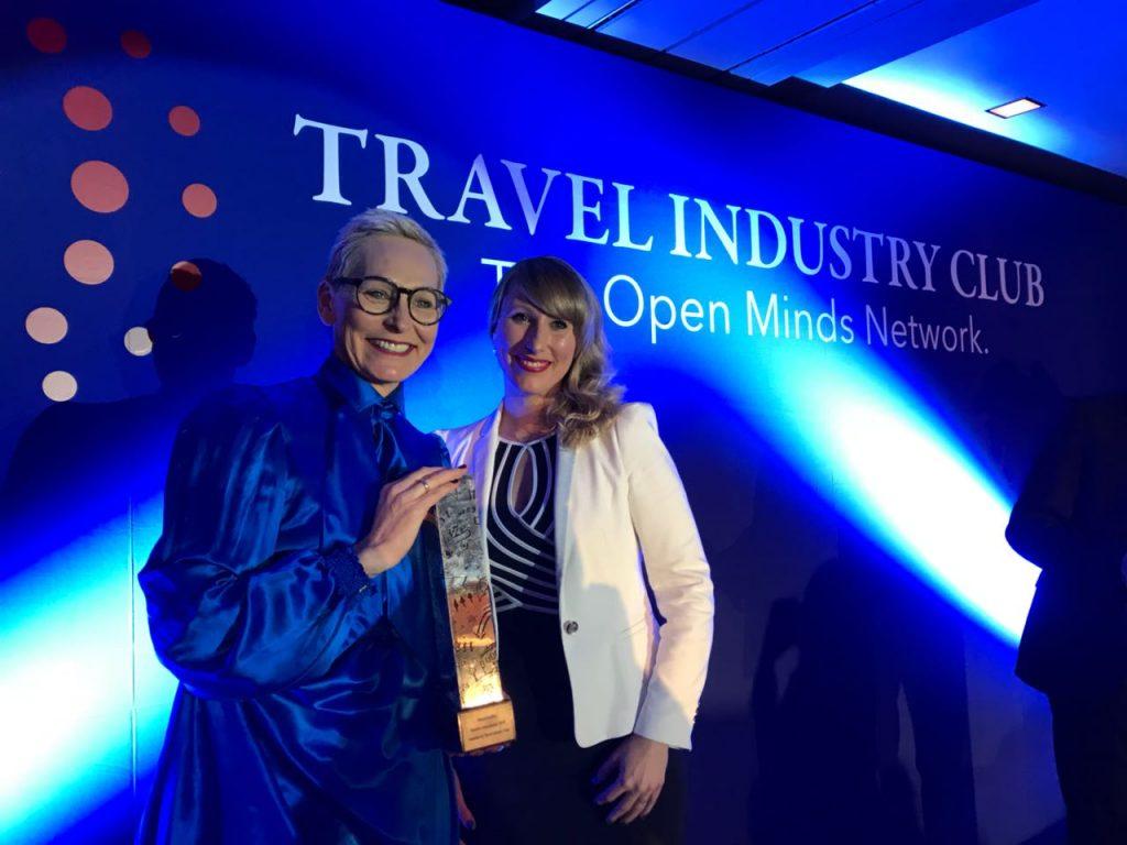 Brbel Schäfer Tourism Ambassador 2018