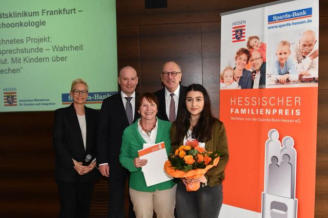 Hessischer Familienpreis  1. Juryvorsitzende