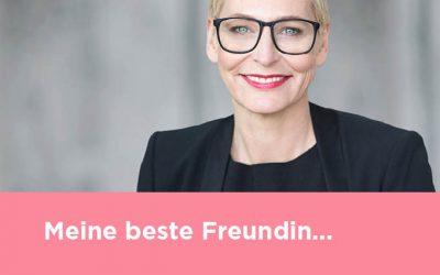 Bärbel Schäfer über ihre beste Freundin | BAUR & Me Blog