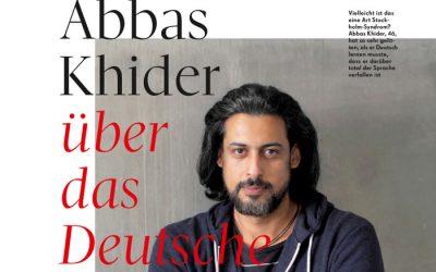 Abbas Khider über das Deutsche