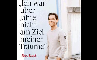 """Bas Kast: """"Ich war über Jahre nicht am Ziel meiner Träume"""""""
